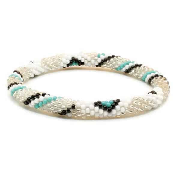 beaded nepal bracelet