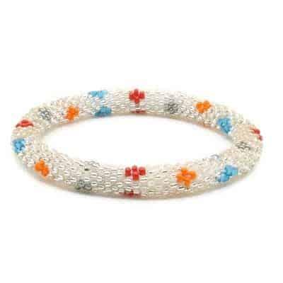 silver nepal bracelet
