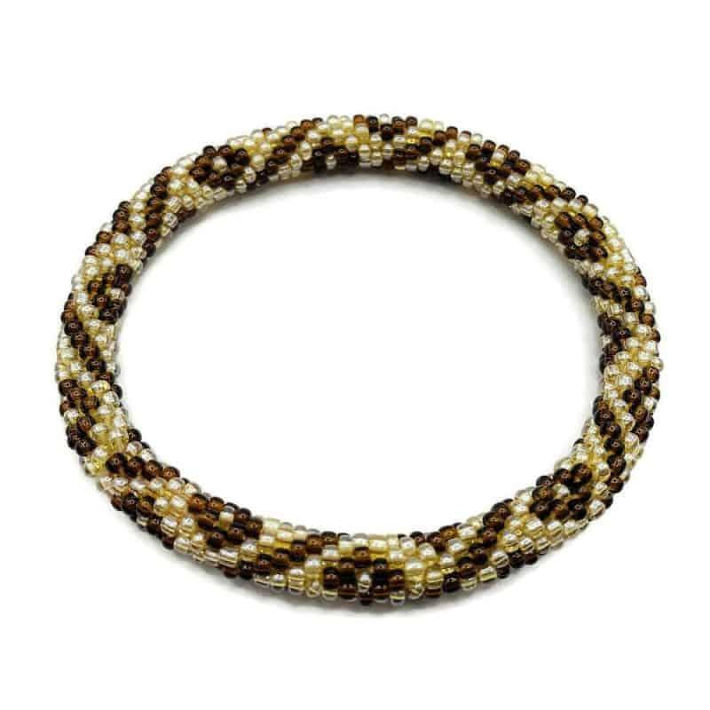 brown nepal bracelets